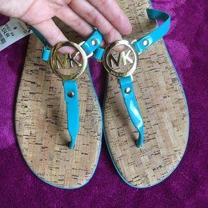 Michael Kors sandals.